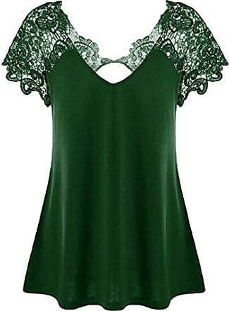 Blusen (Gothic) in Grün: Shoppe jetzt bis zu −70% | Stylight