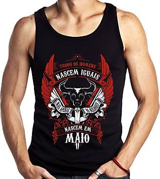 Dragon Store Camiseta Regata Homens de Maio Touro os Melhores Signo