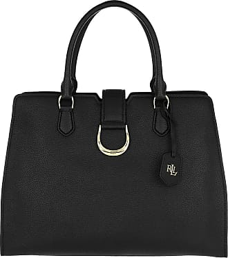 Lauren Ralph Lauren Satchel Bags - Kenton City Satchel Medium Black - black - Satchel Bags for ladies