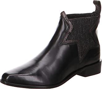 adaea904f818 Melvin   Hamilton Womens 260-00-90331 Boots Black Size  8 UK
