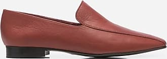 Flattered Viola Leather Brick Red