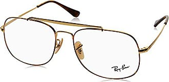 93877a5762 Ray-Ban 0RX6389, Monturas de Gafas para Hombre, Marrón (Gold on Top
