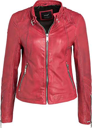 Lederjacken für Damen in Rot: Jetzt bis zu −66% | Stylight