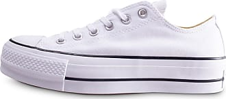 chaussures converse femme blanche