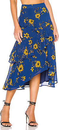 House Of Harlow X REVOLVE Jacinda Midi Skirt in Blue