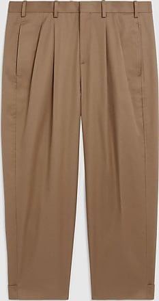 Neil Barrett 2 Pleats Wide Leg Trousers Long Length