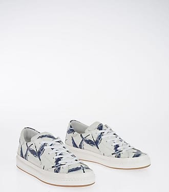 Philippe Model Leather Printed Sneakers size 39