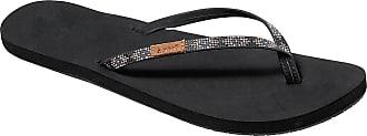 Reef Slim Ginger Beads Sandals black