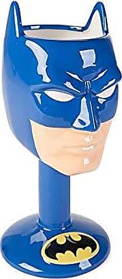 DC 45367 Comics Batman 3D Ceramic Goblet novelty drinkware, One Size, Blue