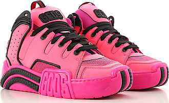 GCDS Sneakers for Women On Sale, Pink, Leather, 2019, 4.5 5.5 6.5 7.5