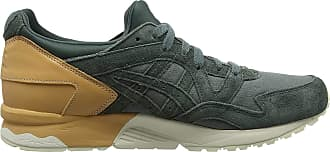 Asics Mens Gel-Lyte V Low-Top Sneakers, Green (Dark Forest/Dark Forest 8282), 10.5 UK 46 EU
