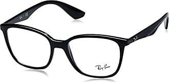 487e01cccf Ray-Ban 0RX7066, Monturas de Gafas para Hombre, Negro (Shiny Black)
