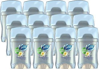 Secret Antiperspirant and Deodorant for Women, Fresh Invisible Solid, Cool Waterlily Scent, 1.6 Fl Oz (Pack of 12)