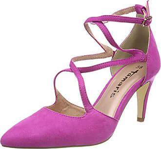 2bc742689f368c Tamaris Damen 24400 Riemchensandalen Pink