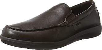Coffee 10 homme Leitan UK Marron C Geox 44 Mocassins EU loafers U Xv0Aaxqx6