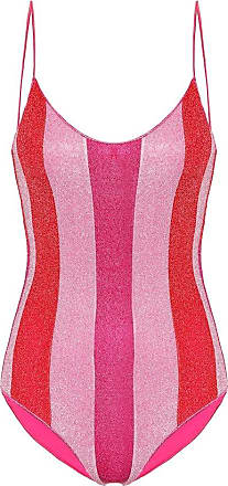 Oséree Exclusive to Mytheresa - Lumière striped swimsuit