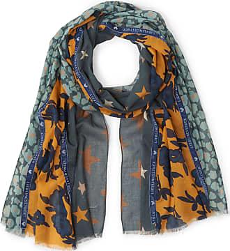 Lieblingsstück Sjaal van 100% katoen met sterrenmotief Van LIEBLINGSSTÜCK multicolour