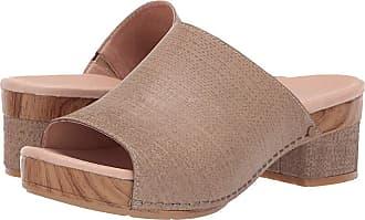 7f5b19d26f7b Dansko Maci (Taupe Textured Leather) Womens Sandals