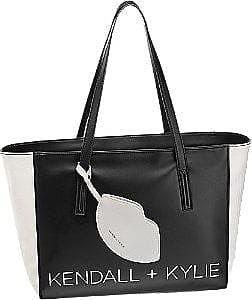 7a205d76627 Kendall + Kylie Zwarte Shopper Contrast Dames (maat )