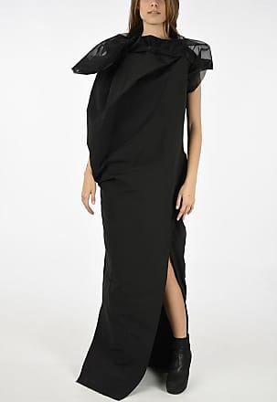 Rick Owens Cotton and Silk Long Dress size 38