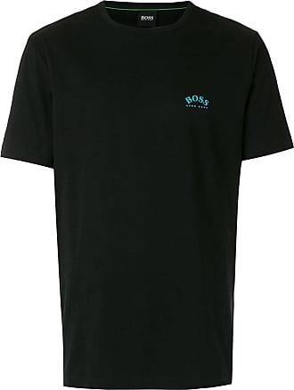 BOSS T-shirt com estampa - Preto