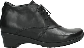 Wolky Comfort Lace up shoes Montana - 20000 black leather - 40