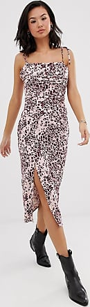Free People Show Stopper midi bodycon dress-Pink