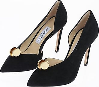 Jimmy Choo London pumps in pelle scamosciata 10 cm taglia 37,5
