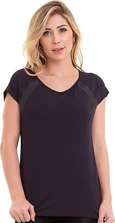 Cajubrasil T-Shirt Reflective Preta P