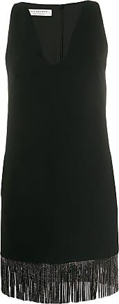 Philosophy di Lorenzo Serafini fringed hem dress - Black