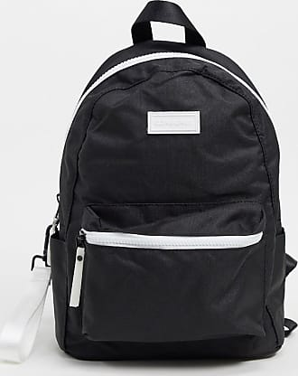 Consigned backpack in black