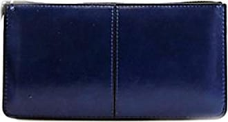 LeahWard Womens Faux Leather Wristlet Purse Nice Bag Great Brand Purses 20146 (NAVY)