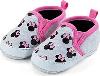 Disney Minnie Mouse Infant Soft Sole Slip-On Shoes