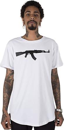 Stoned Camiseta Longline Ak47 - Llnak47xxx-br-02