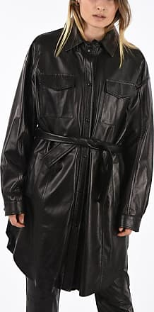 Drome Leather Coat Größe M