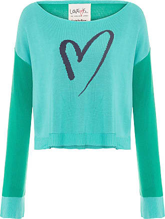 TWENTY FOUR SEVEN Blusa Need Is Love Twenty Four Seven - Verde