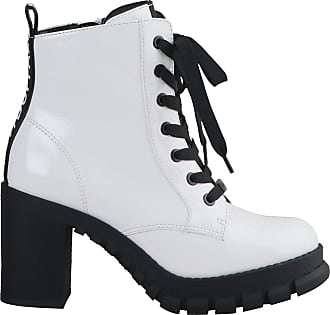 Buffalo Majesty, Womens Fashion Boot, White, 3.5 UK (36 EU)