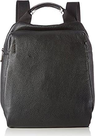 4d9facd4a5 Mandarina Duck Mellow Leather Tracolla - Borse a spalla Donna, Nero,  7x27x27 cm (