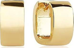 Sif Jakobs Jewellery Ohrringe Matera Pianura - 18K vergoldet