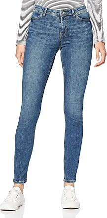 EDC by Esprit Womens 999cc1b803 Skinny Jeans, Blue (Blue Medium Wash 902), W27/L30 (Size: 27/30)