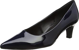 Gabor Shoes Womens Fashion Closed-Toe Pumps, Blue (Marine), 5.5 UK f510482ebe
