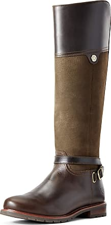 Ariat Carden Womens H20 Waterproof Boot - Chocolate/Willow: Adults 7
