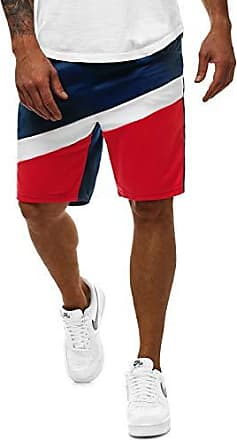 Bermuda Shorts Damen Sweat Shorts kurze Sporthose Jogpants Sommer Jogginghose