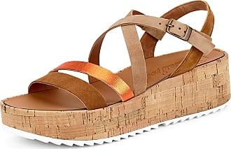 Paul Green Sandals Brown Brown Size: 5.5 UK