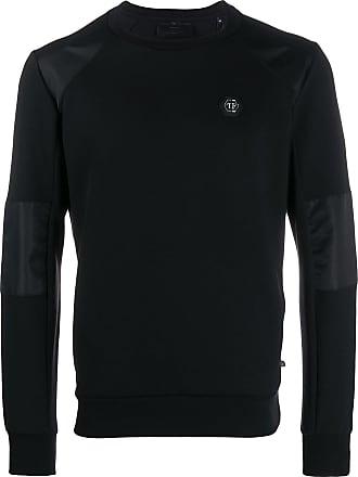 Philipp Plein logo sweatshirt - Black