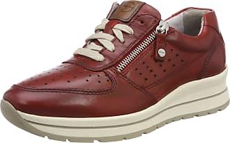 16f6c77c Tamaris Womens 1-1-23740-22 Low-Top Sneakers, Red (