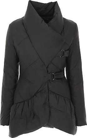 Emporio Armani Jacke für Damen Günstig im Sale, Schwarz, Polyester, 2017, 44 fe36917ab4