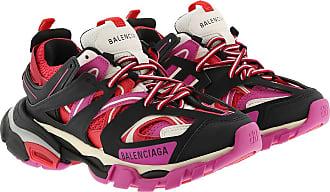 Balenciaga Sneakers - Track Runner Sneaker Pink - magenta - Sneakers for ladies