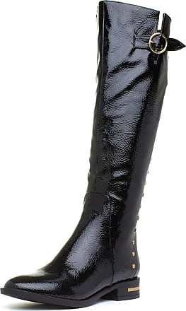 Lotus Estelle Womens Black Knee High Boot - Size 4 UK - Black
