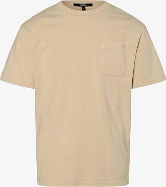 Tigha Herren T-Shirt - Alessio beige